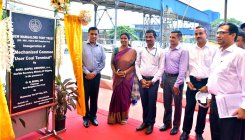 Mechanised coal handling facility for NMP