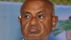 Deve Gowda is third former PM to face defeat