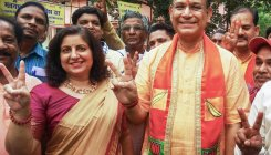 BJP-AJSU Party alliance wins 12 seats in Jharkhand