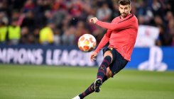 Barca haunted by ghosts of Rome at Anfield: Pique