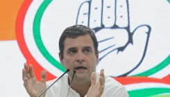 I take 100% responsibility, says Rahul