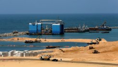 India, Japan to build container terminal in Colombo