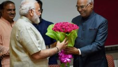 President appoints Modi as PM