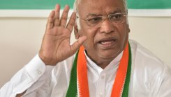 Section of Cong wants Kharge in state politics