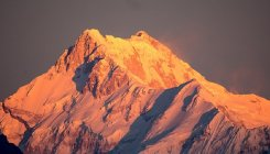 The great ascent, conquering Kangchenjunga