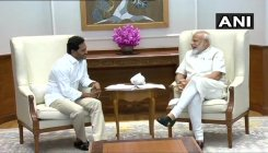 YSRCP chief Jaganmohan Reddy meets PM-elect Modi