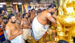 Allegation of gold and silver missing from Sabarimala