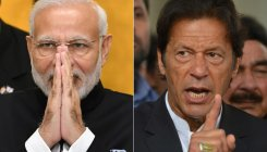 Modi to Khan: Create terror-free environment for talks