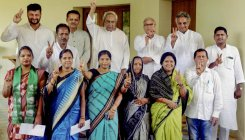 Naveen tells newly elected BJD MPs to demand for SCS