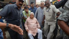 Shocked by RJD rout, Lalu Prasad refuses to eat