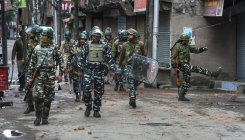 Troops deployed for polls to stay back in Kashmir