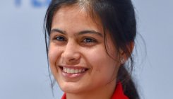 Manu secures India 7th Olympic quota