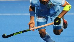 Indians start quest for Olympic berth