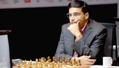 Anand loses to Mamedyarov, falls to last spot