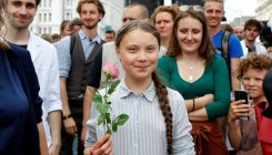 Teen climate activist Greta Thunberg gets Amnesty prize