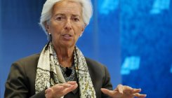 Lagarde points at fintech's potential disruptive nature