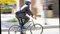 Cycle to work: it's possible, and good