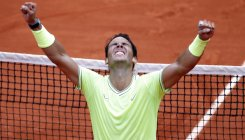 Nadal beats Thiem to win 12th French Open title