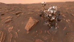NASA offers live view of Mars 2020 rover in making