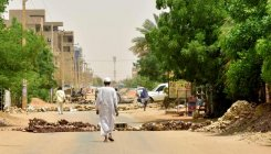 Civil disobedience campaign empties streets of Khartoum
