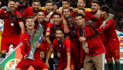 Portugal win first Nations League