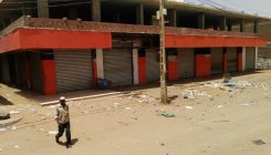 Businesses in Khartoum shuttered due to campaign