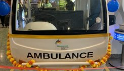 New battery-run ambulances launched at KIA