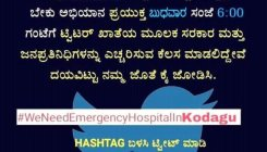 Twitter campaign demanding super-speciality hospital