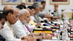 India econ slump weighs down PM's 1st Niti Aayog meet