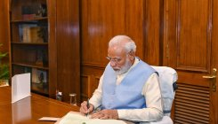 PM to chair reconstituted Niti Aayog's 1st Gov Council