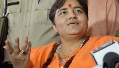 Pragya gets exemption from appearance on Saturday