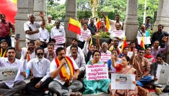 BBMP faces protest over clearing SWD encroachment