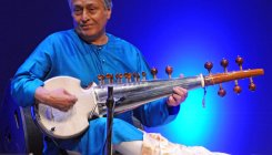 Amjad Ali Khan enthrals audience at China concert
