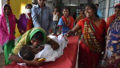 Muzaffarpur: Death toll by encephalitis rises to 80