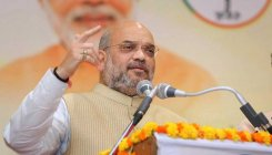 Shah equates WC win to surgical strike, sparks storm