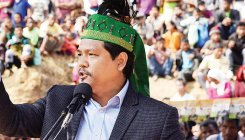 "Meghalaya proposes President's ""third retreat"""