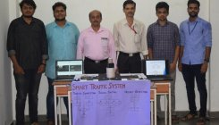 Students develop 'Smart Traffic System'
