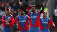 Afghanistan's players in caught restaurant row