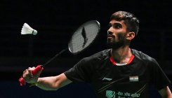 Srikanth only Indian in Race to Guangzhou Rankings