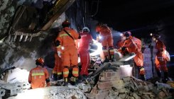 11 dead, 122 injured in China earthquake