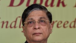 Stringent laws vital to safeguard IPR: Former CJI