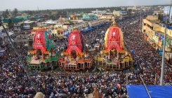 No drone over Puri during Rath Yatra