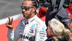 Hamilton on pole in France, Vettel only seventh