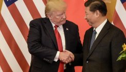 Trump 'comfortable with any outcome' from Xi talks
