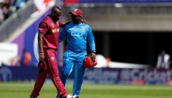 Blow for WI as Russell ruled out of WC with knee injury