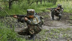 Unidentified militant killed in Kashmir's Tral