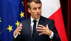 France's Macron says climate 'red line' at G20
