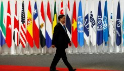 China warns of 'severe threats' to global order at G20
