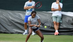 Federer hails Gauff's 'great story' ahead of Wimbledon