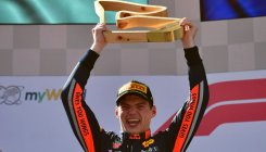 Max Verstappen's win scripts 'perfect day' for Red Bull